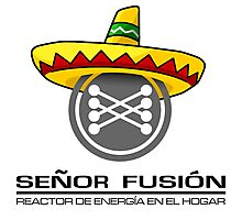 Señor fusión - Mr.Fusion mexican edition Photographic Print