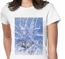 Sudden Frost Womens Fitted T-Shirt