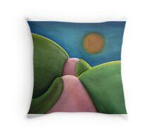 Marin Trail Throw Pillow