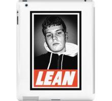 Lean Stencil iPad Case/Skin