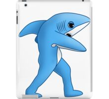 Super Bowl Shark iPad Case/Skin