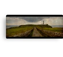 Cork Seaside Canvas Print