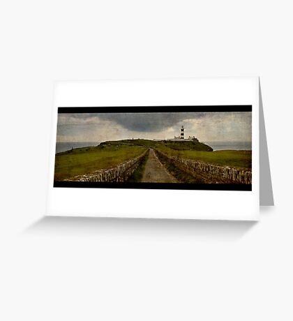 Cork Seaside Greeting Card