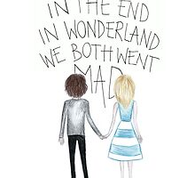 in the end in wonderland by heyitsnicole
