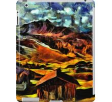 Beautiful Village Fine Art Print iPad Case/Skin