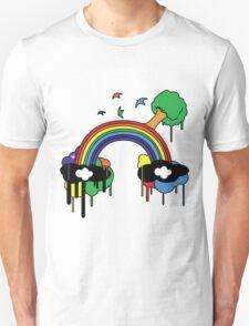 happy sadness (reversed) T-Shirt