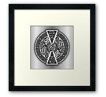 Celtic Dragons Framed Print