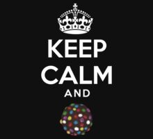 Keep calm and play Ball - T-shirts and Hoddies by Darling Arts
