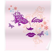 Beautiful girl  Poster