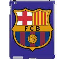 FCBarcelona iPad Case/Skin