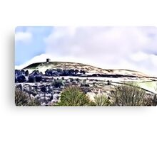 Rivington Pike Canvas Print