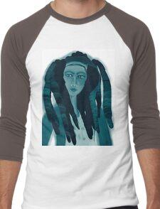 reggae profile Men's Baseball ¾ T-Shirt