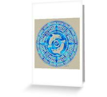 Celtic Dolphins Greeting Card