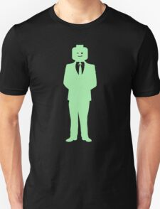 Minifig Business Man  Unisex T-Shirt