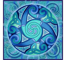 Celtic Planet Photographic Print