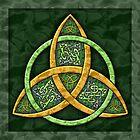 Celtic Trinity Knot by foxvox