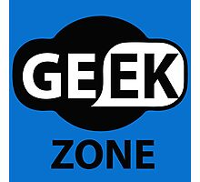 GEEK ZONE - Computer Photographic Print