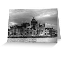 The Parliament Greeting Card