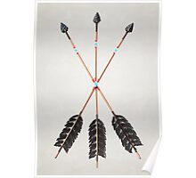 30 - Friendship Arrows - Print Poster