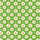 Daisies Pattern by sirwatson