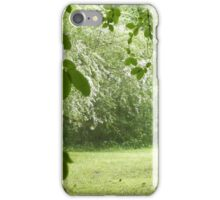 Greenery  iPhone Case/Skin