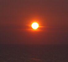 beautiful sun by raggedyann