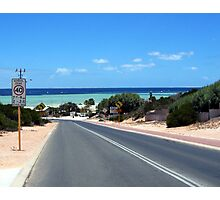 Road to paradise Photographic Print