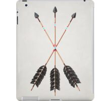 30 - Friendship Arrows - Contained Vertical iPad Case/Skin