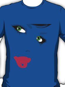 Girl. T-Shirt