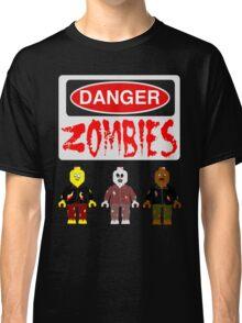 DANGER ZOMBIES Classic T-Shirt