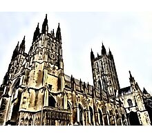 Canterbury Cathedral Photographic Print