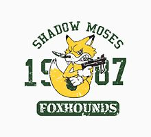 Shadow Moses Fox Hounds Men's Baseball ¾ T-Shirt