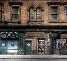 City Buildings, Manchester, England by Robin Whalley