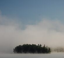 Rising Fog by Lindsay Martin