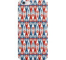 Red, White & Blue iPhone Case/Skin