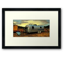 High Livin' in da High Desert Framed Print
