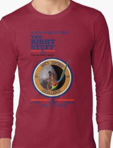 Dave's Birthday Challenge 2015 Long Sleeve T-Shirt
