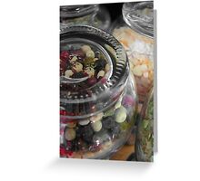 Herbs and spices 1 Greeting Card