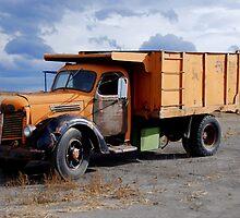 Potatoe Truck by Bob Moore