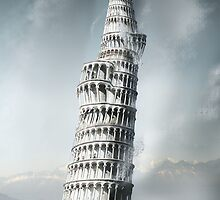 The tower of Babylon by Andreas Bengter