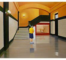 Museum VIII (Thylacine) Photographic Print