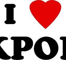 I love kpop by nchaos