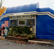Blue Benn Diner by gailrush