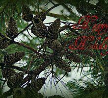 Happy Holidays by Tonye Banks
