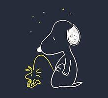 Snoopy by dreymont
