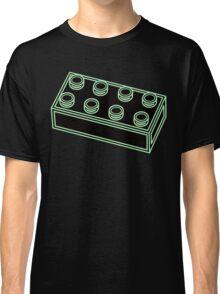 2 x 4 Brick  Classic T-Shirt