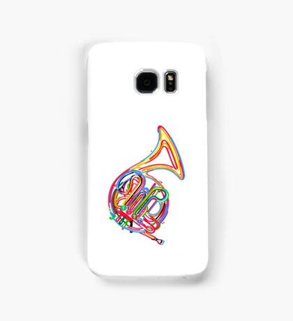 French horn Samsung Galaxy Case/Skin