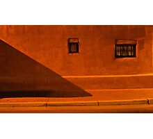 Street in Old Town, Alburquerque Photographic Print