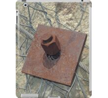 Holding The Mountain Together iPad Case/Skin
