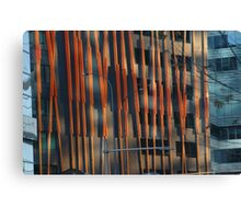 Modern Architecture Canvas Print